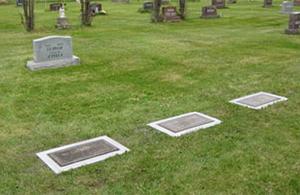 Grave Saver Grave Marker Border
